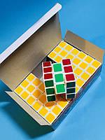 Оригинальный Сувенир Детская Игрушка Кубик Рубика Magic Super Cube 6 шт Головоломка