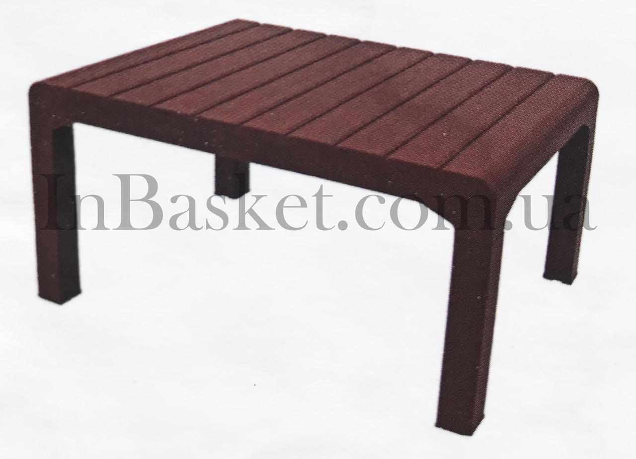 "Пластиковый стол ""SOFA TABLE"""
