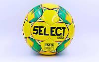 Мяч футбольный Select Attack Shiny Replica 8154 №4 Yellow-Green