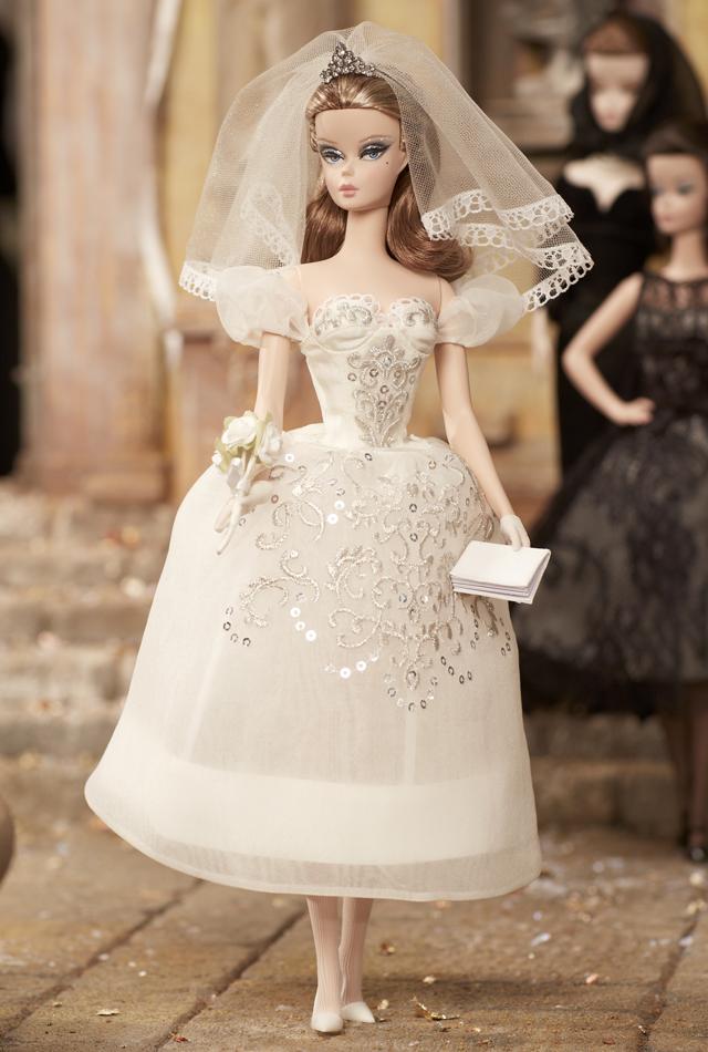 Коллекционная кукла Барби Силкстоун Принчипесса / Principessa Barbie Doll