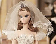 Коллекционная кукла Барби Силкстоун Принчипесса / Principessa Barbie Doll, фото 8