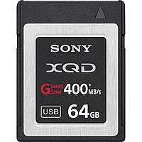 Карта памяти Sony 64GB G Series XQD Format Version 2 Memory Card + картридер USB3.0 Киев
