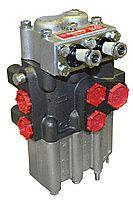Гідророзподільник Р80-3/2-44 Навантажувачі, Екскаватори , ПЕА-1,0, ПЕА-1А, фото 1