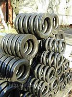 Пружины сжатия для чугуновозов - Любые размеры и количества