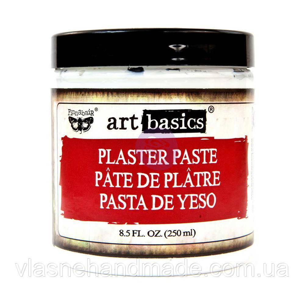 Паста - Plaster Paste - Finnabair Art Basics Sandable Paste - Prima Marketing - 250 мл.