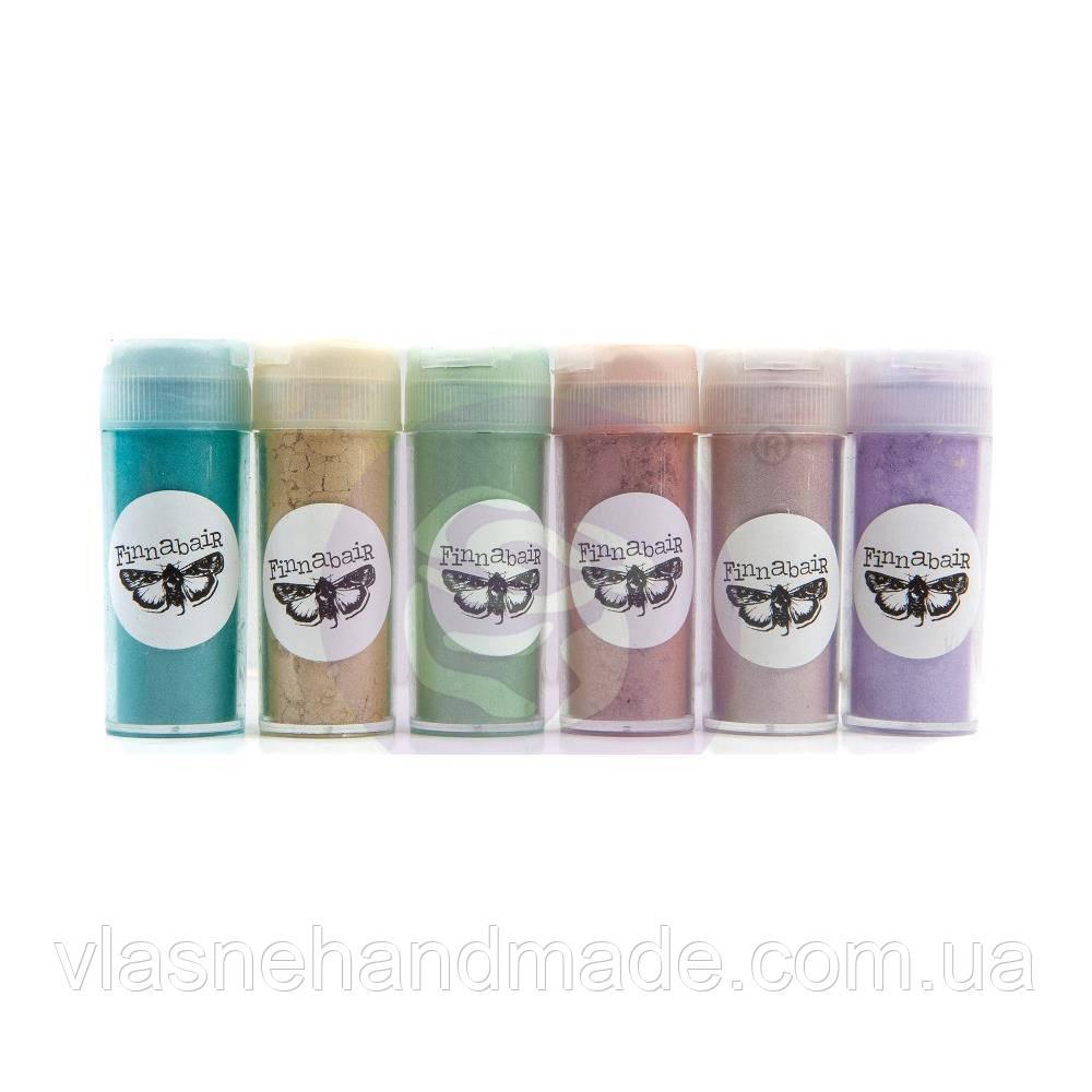 Набір пудри - Oriental - Finnabair Art Ingredients Mica Powder Set - 7 г.