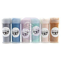 Набір пудри - Serenity - Finnabair Art Ingredients Mica Powder Set - 7 г.