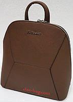 Женский рюкзак каркасный