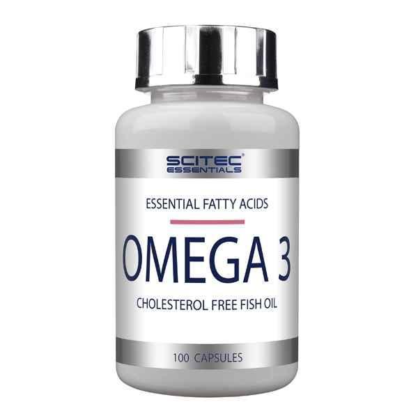 Омега 3 Scitec Nutrition Omega 3 100 капс.