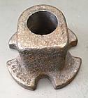Втулка чугунная предохранительного устройства зернового иколосового шнека комбайна СК-5 НИВА, фото 2