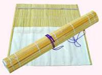 Пенал для кистей бамбук, 33х33см