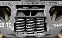 Пружины сжатия для грузовых и пассажирских вагонов