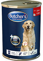 Консерва с дичью и говядиной для собак Butchers Plus Functional Game and Beef