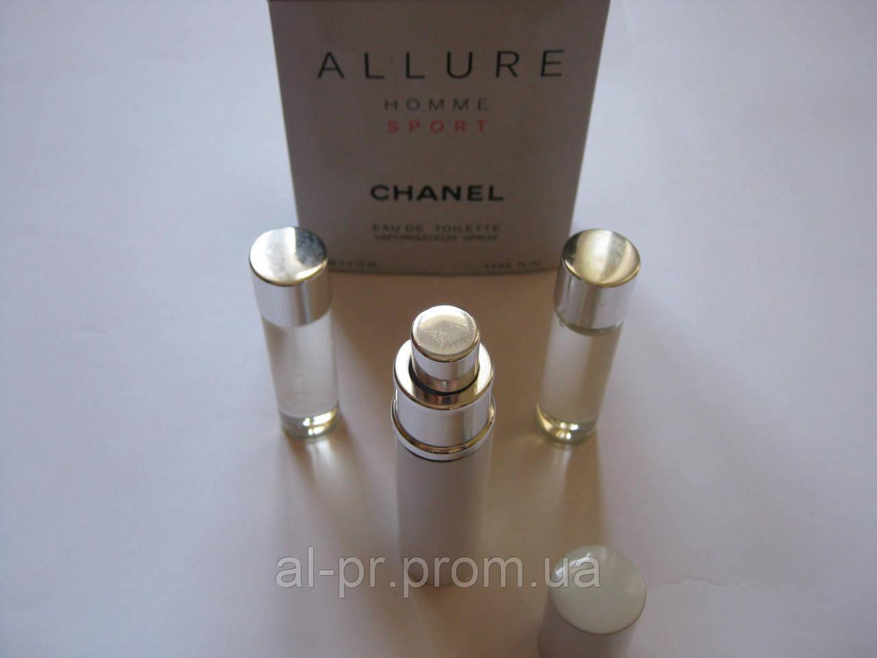 Набор парфюмерии Chanel Allure Homme Sport