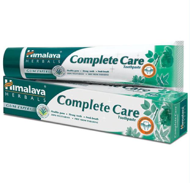 Зубная паста антибактериальная Полная защита, Хималая, Himalaya Complete Care Toothpaste, 40 г