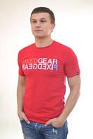 Яркая  мужская футболка с надписью  оптом и в розницу