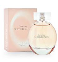 Туалетная вода для женщин Calvin Klein Sheer Beauty (Кельвин Кляйн Шер Бьюти), фото 1