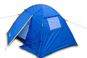 Туристическая палатка Coleman 1001 2-х местная. 2-х слойная