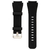 Ремешок Samsung Gear S3 Silicone Band 17, черный