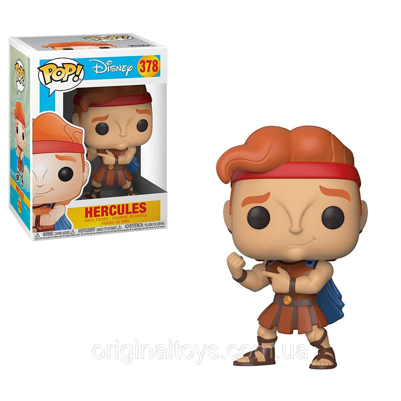 Виниловая фигурка Фанко Поп Funko Pop Disney Геркулес Hercules 378