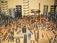 Пружины металлические для пневматического инструмента - Любые размеры и количества