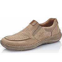 Туфли мужские Rieker 03067-21, фото 1