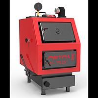 Котел твердопаливний сталевий  РЕТРА-3М-25 кВт(трикамерний)