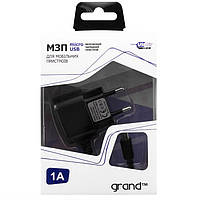 СЗУ Grand USB-Micro USB 1000 mA black