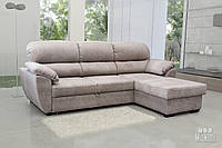 Угловой диван Монреаль с подъемным механизмом