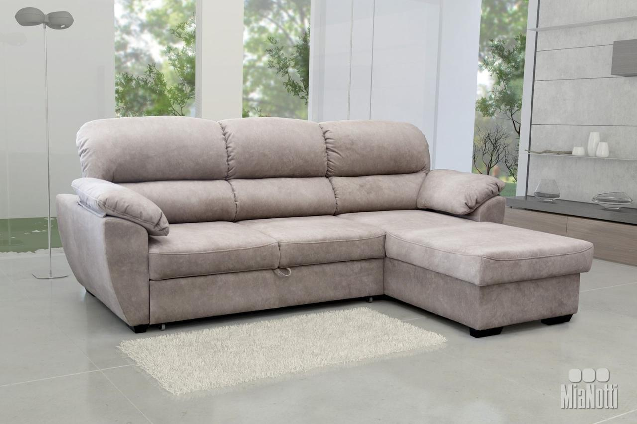 Угловой диван Монреаль с подъемным механизмом, фото 1