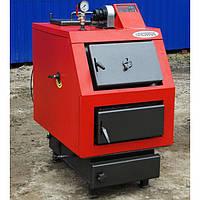Котел для спалювання твердого палива сталевий  РЕТРА-3М-32 кВт