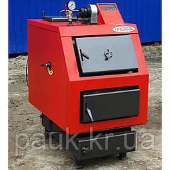 Котел РЕТРА-3М-32 кВт для спалювання твердого палива сталевий