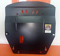 Защита двигателя Nissan Qashqai J10 2006-2013