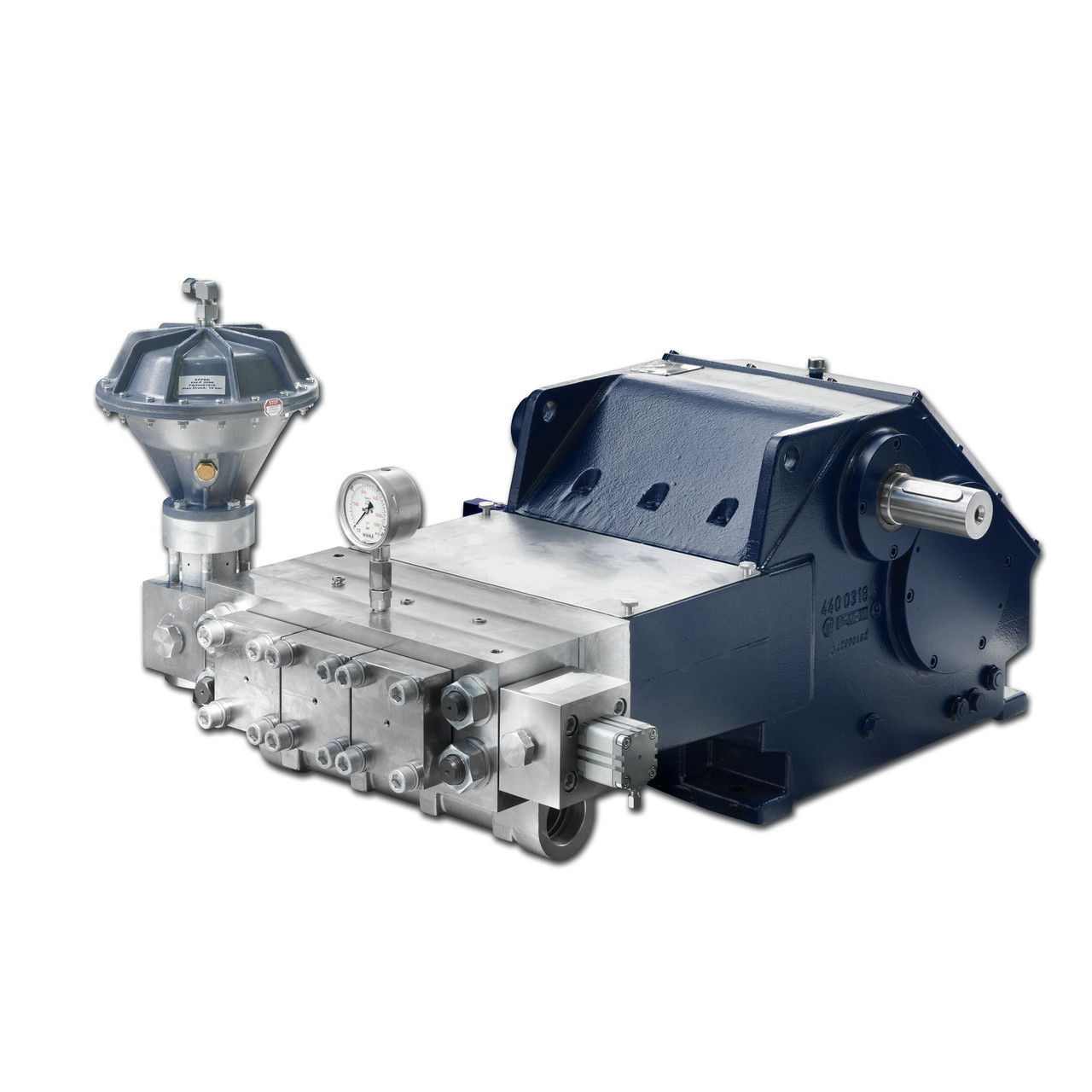Плунжерный насос высокого давления WOMA СЕРИИ Z Pump Type 400Z