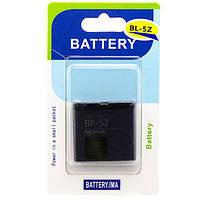 Аккумулятор Nokia BP-5Z 1080 mAh 700 A класс