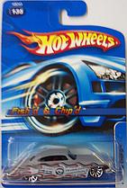 Машинка Hot Wheels 2005 Fish & Chip'd