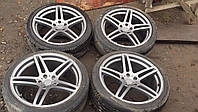 Диски Mercedes 5x112 R19 8.5J 9.5J ET35  w211 w220 w221 w204, фото 1
