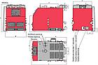 """Котел """"РЕТРА-3М"""" 550 кВт твердопаливний промисловий, фото 6"""