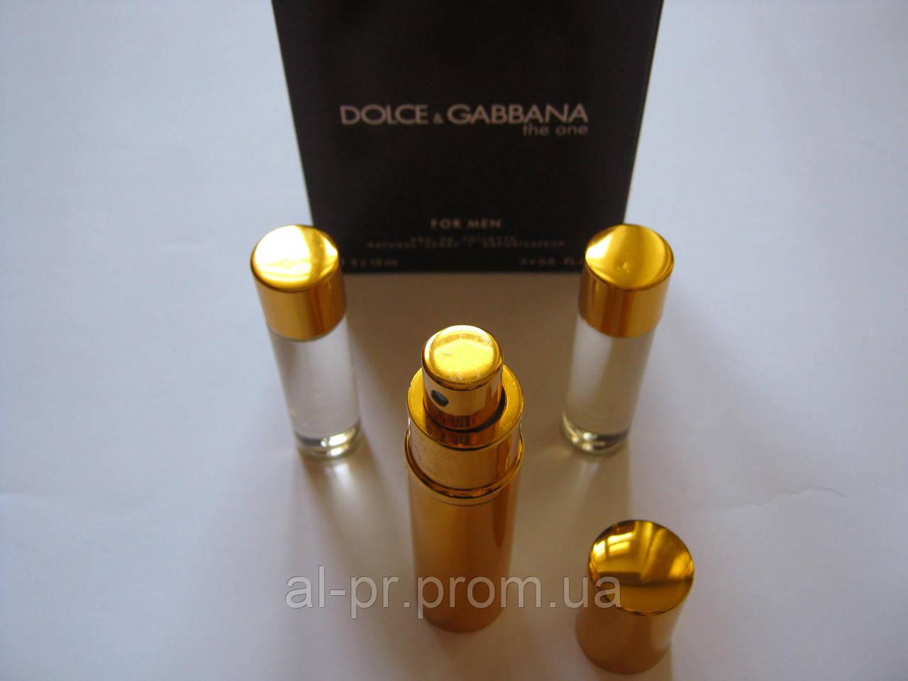 Набор парфюмерии Dolce&Gabbana The One for Man