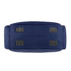 Дорожная сумка TONGSH  48x28x20 синяя полиэстер  кс99218син, фото 3