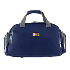 Дорожная сумка TONGSH  48x28x20 синяя полиэстер  кс99218син, фото 2