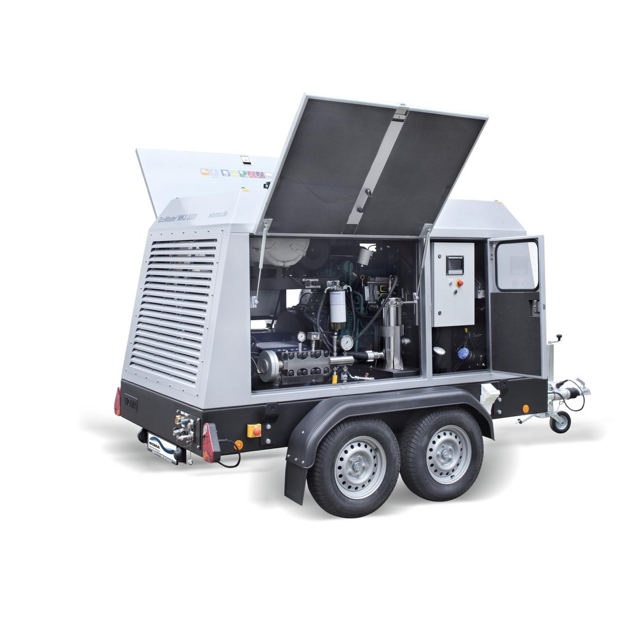 Насосная установка высокого давления EcoMaster MK 3 WOMA