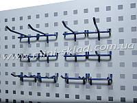 Перфорированная панель для стеллажа