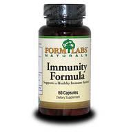 Специальный комплекс FORM LABS Naturals Immunity formula 60 vegetarian cap
