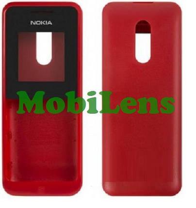 Nokia 105, RM-908, RM-1134 Корпус красный, фото 2
