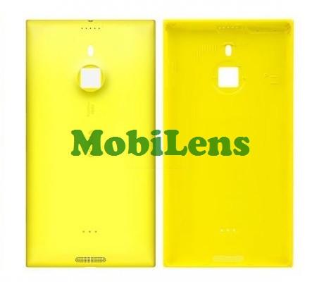 Nokia 1520 Lumia Задняя крышка желтая
