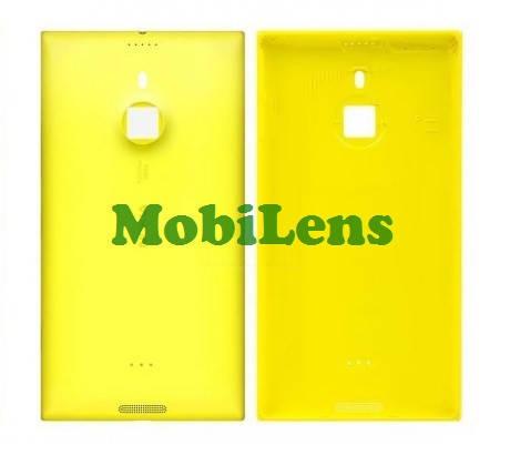 Nokia 1520 Lumia Задняя крышка желтая, фото 2