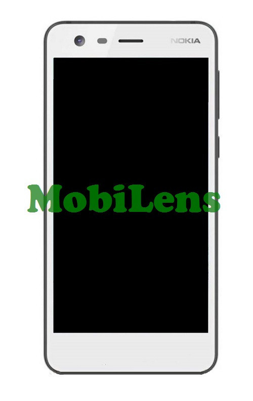 Nokia 2 Dual, TA-1007, TA-1029, TA-1035 Дисплей+тачскрин(модуль) белый