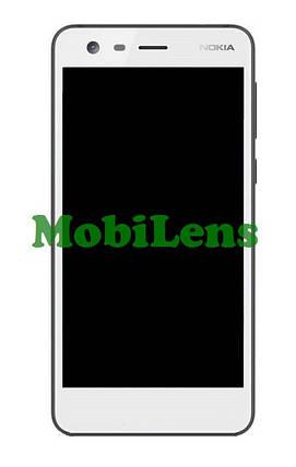 Nokia 2 Dual, TA-1007, TA-1029, TA-1035 Дисплей+тачскрин(модуль) белый, фото 2