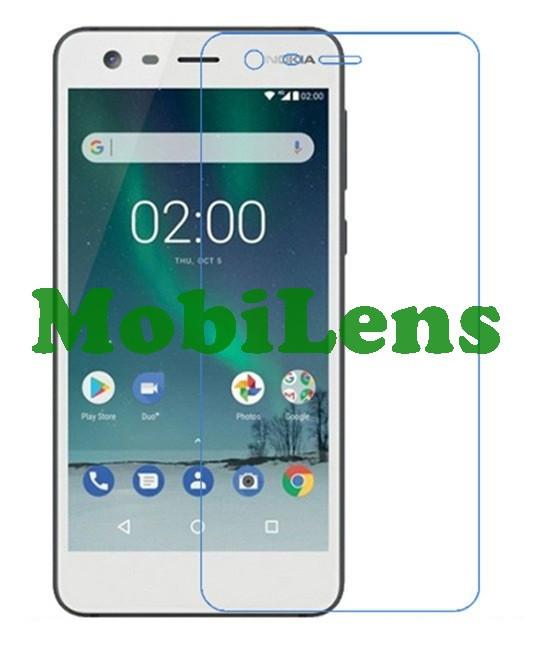 Nokia 2 Dual, TA-1007, TA-1029, TA-1035 Защитное стекло